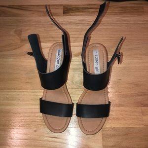 Madden Girl Block Heels